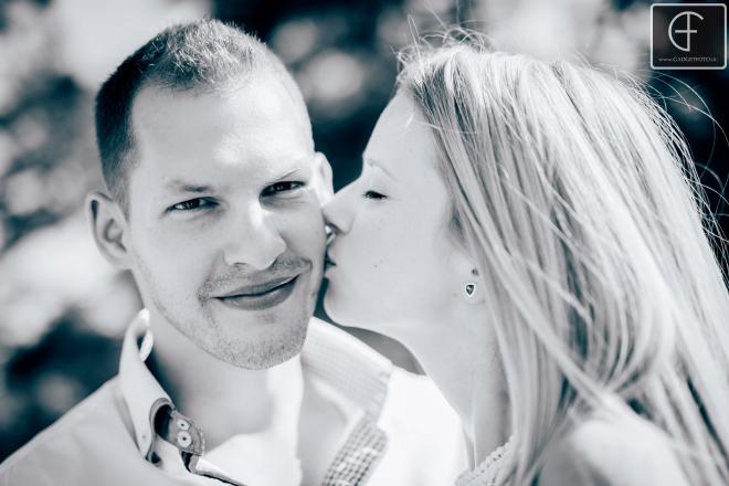 kreatív esküvői fotók