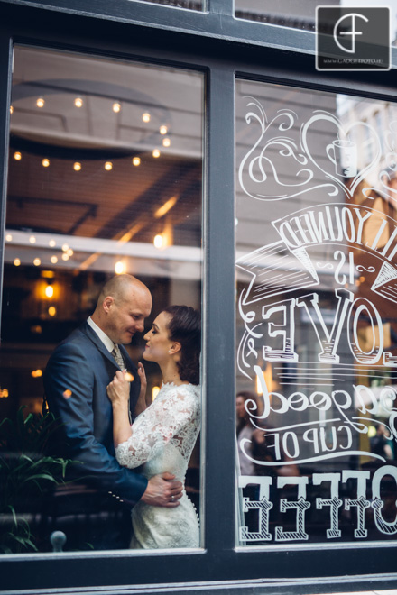 kreatív fotó esküvő