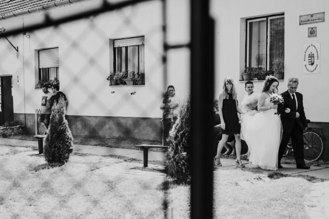 esküvő Kórós